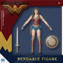 Ohebná Figurka Wonder Woman Movie 14 cm