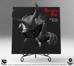 Mercyful Fate 3D Vinyl Socha Don't Break the Oath Darkness Vers
