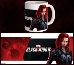 Black Widow Movie Hrnek Poster