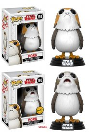 Star Wars Episode VIII POP! Vinyl Bobble-Head Figures Porg 9 cm