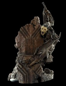 Lord of the Rings Socha Moria Orc 17 cm