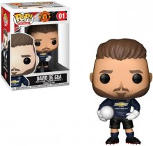 EPL POP! Football Vinylová Figurka David De Gea (Manchester Unit