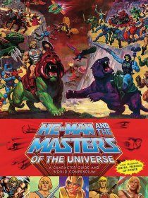He-Man and the Masters of the Universe Book A Character Guide an