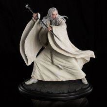 The Hobbit socha Saruman the White at Dol Guldur 35 cm