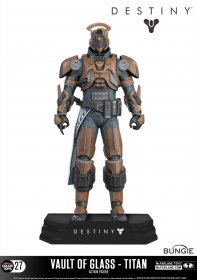 Destiny Color Tops Action Figure Titan (Vault of Glass) 18 cm