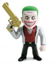 Suicide Squad Metals Diecast mini figurka The Joker Boss 10 cm