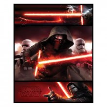 Star Wars Episode VII mini plakát Kylo Ren Panels 40 x 50 cm