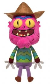 Rick & Morty Galactic Plushies Plyšák Scary Terry 18 cm
