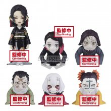 Demon Slayer WCF ChiBi PVC Statues 7 cm prodej v sadě You're in
