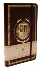Destiny Hardcover Ruled Journal Guardian's