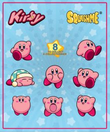Kirby Squishme Anti-Stress Figures 6 cm Display (24)