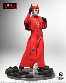 Ghost Rock Iconz Socha Cardinal Copia (Red Cassock) 22 cm