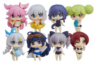 Houkai 3rd Mini Figures 4 cm Assortment Reunion in Summer Versio