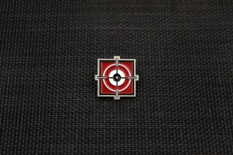 Six Collection Odznak Operator Icon Glaz