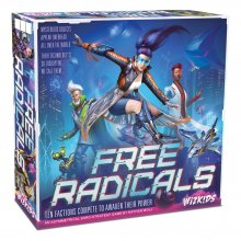 Free Radicals desková hra *English Version*
