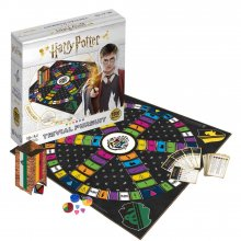 Harry Potter karetní hra Trivial Pursuit Ultimate Edition *Frenc