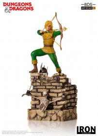 Dungeons & Dragons BDS Art Scale Socha 1/10 Hank The Ranger 30