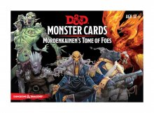 Dungeons & Dragons Monster Cards: Mordenkainen's Tome of Foes *E