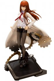 Steins Gate PVC Socha 1/8 Kurisu Makise Antinomic Dual 25 cm