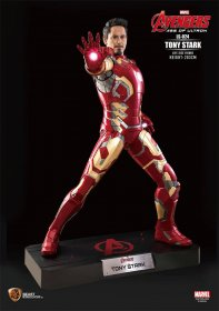 Avengers Age of Ultron Life-Size Statue Tony Stark 203 cm