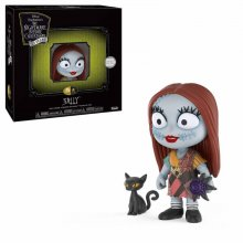 Nightmare before Christmas 5-Star Vinylová Figurka Sally 9 cm
