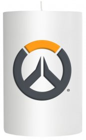 Overwatch XL Candle Logo 15 x 10 cm