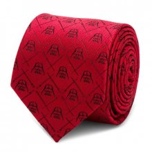 Star Wars Tie Darth Vader Lightsaber Red