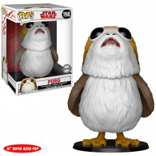 Star Wars Super Sized POP! Vinylová Figurka Porg 25 cm