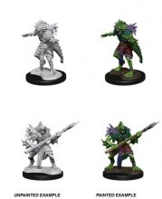 D&D Nolzur's Marvelous Miniatures Unpainted Miniatures Sahuagin