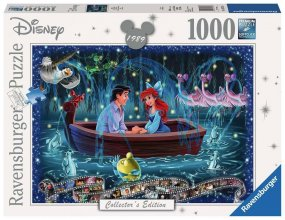 Disney Collector´s Edition skládací puzzle The Little Mermaid (1