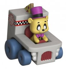 Five Nights at Freddy's Super Racers Diecast Figure Golden Fredd