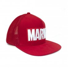 Marvel Comics Curved Bill Cap Logo