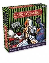 Beetlejuice desková hra Card Scramble *English Version*