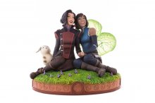 The Legend of Korra Socha Korra & Asami in the Spirit World 22