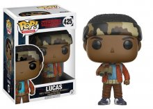 Stranger Things POP! TV Vinylová Figurka Lucas 9 cm