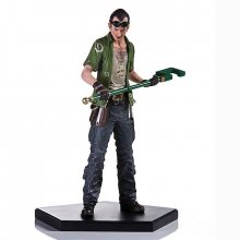 Batman Arkham Knight soška The Riddler 20 cm Iron Studios