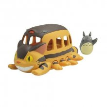 My Neighbor Totoro Vehicle Cat Bus & Totoro Figure