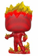 Marvel 80th POP! Heroes Vinylová Figurka Human Torch (First Appe