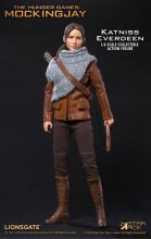 The Hunger Games Catching Fire MFM Action Figure 1/6 Katniss Eve
