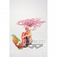 One Piece SCultures Figure Shirahoshi Rainbow Color Ver. 10 cm