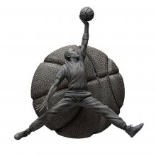 NBA Sculpture Collection Statue 1/6 Michael Jordan Stone Edition