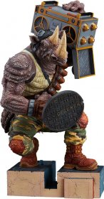 Teenage Mutant Ninja Turtles PVC Statue Rocksteady 23 cm
