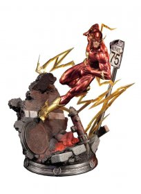 Justice League New 52 Socha The Flash 54 cm