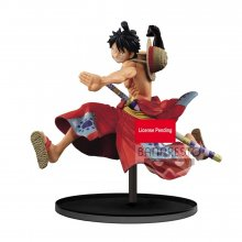One Piece Battle Record Collection PVC Socha Monkey D. Luffy 14