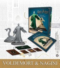 Harry Potter Miniature 35 mm 2-Pack Voldemort & Nagini *English