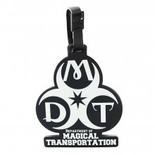 Harry Potter Rubber Luggage Tag Department of Magical Transporta