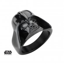Star Wars Ring 3D Darth Vader Size 12