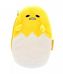 Gudetama Plush penál / Make Up Bag Gudetama