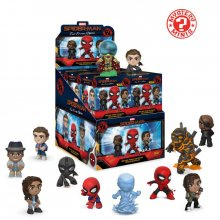 Spider-Man: Far From Home Mystery Minis Vinyl mini figurky 6 cm