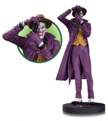 DC Designer Series Socha 1/6 The Joker by Brian Bolland 35 cm
